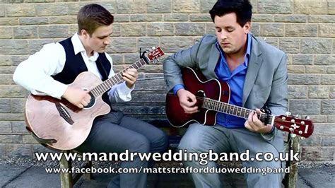 Only Love   Ben Howard COVER Matt Strafford Wedding Band
