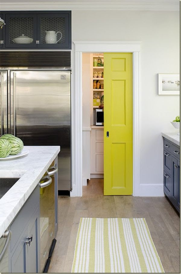 Decorating Yellow & Grey Kitchens: Ideas & Inspiration