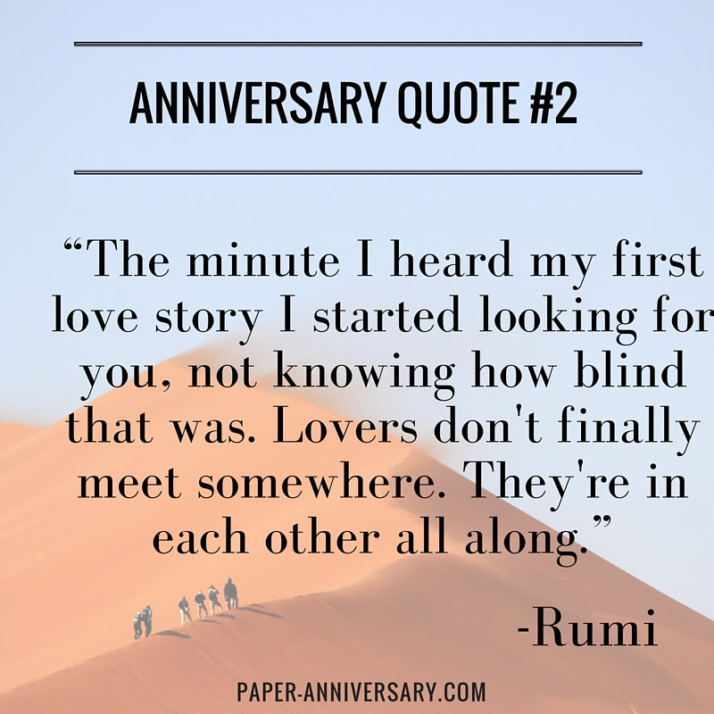 20 Perfect Anniversary Quotes For Him Paper Anniversary By Anna V