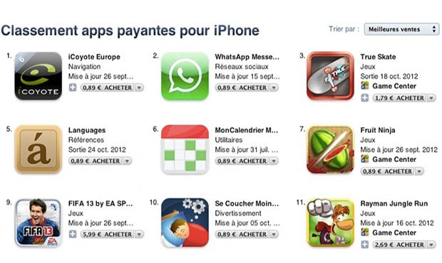 DNP Apple adds Rubles and other currencies to app store, bumps minimum price to 089 in Europe