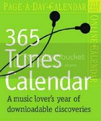 365 Tunes Page-A-Day Calendar(2006)