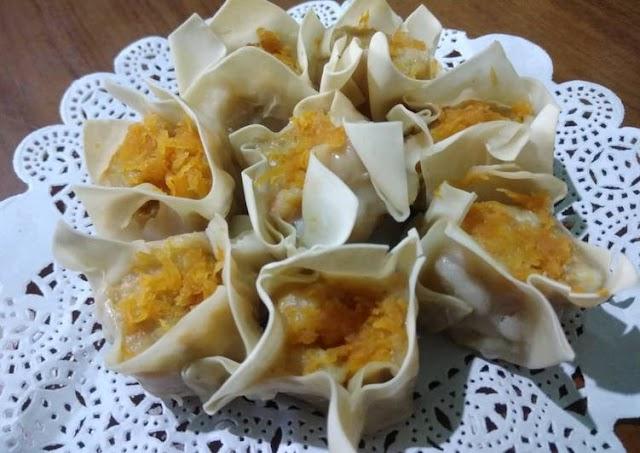 Resep: Nikmat Siomay Dimsum Ayam Udang Cara Bunda Judith Recipe