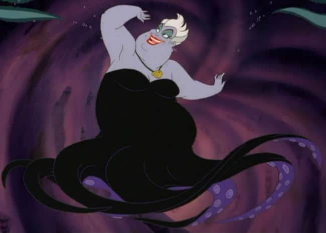 Image result for ursula the little mermaid