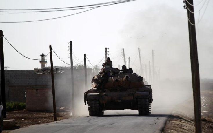 Ο στρατός κατέλαβε τη δεύτερη κατοικημένη περιοχή στα ανατολικά του Χαλεπίου