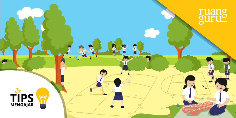 Permainan Tanpa Alat Untuk Anak Sd - Berbagai Alat