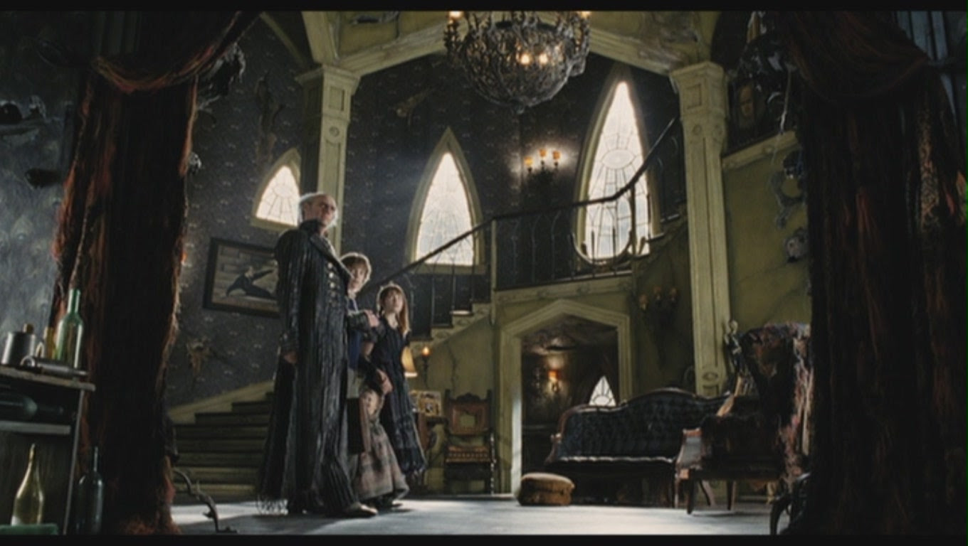 Lemony Snicket A Series Of Unfortunate Events Count Olaf 36532