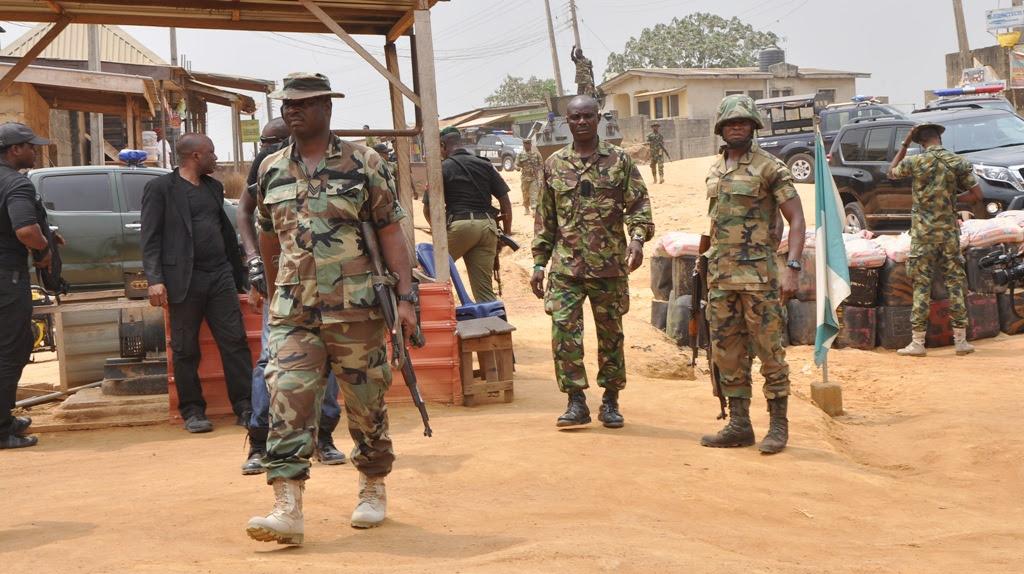 [GIST] Security Forces Kill 32 Bandits In Zamfara Fleeing To Niger, Lose Policeman