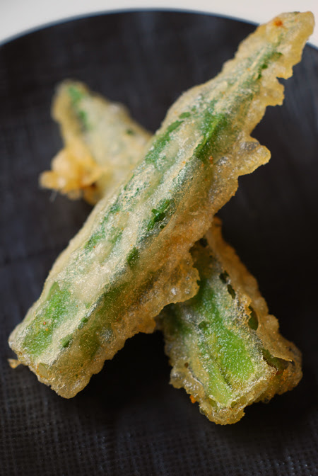 tempura okra© by Haalo
