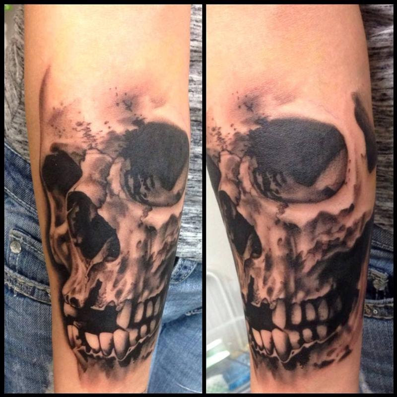 Rebel Muse Tattoo Tattoos David Mushaney In Progress Black An