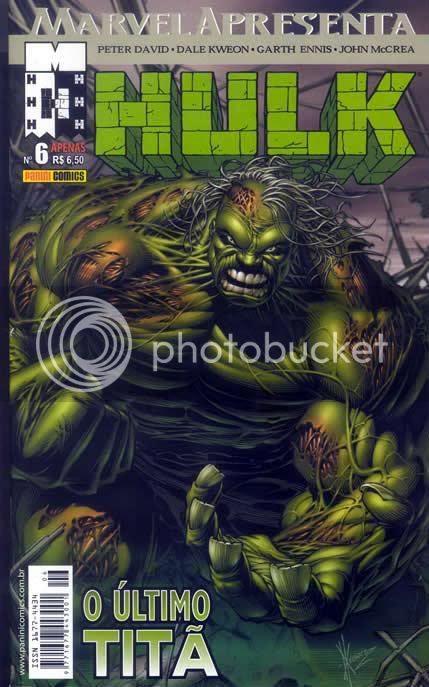 Hulk: o fim