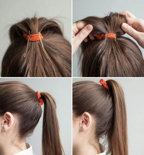 Peinados Sencillos Peinados Faciles Para Niña Para Ir Al Colegio Ideas De Peinado
