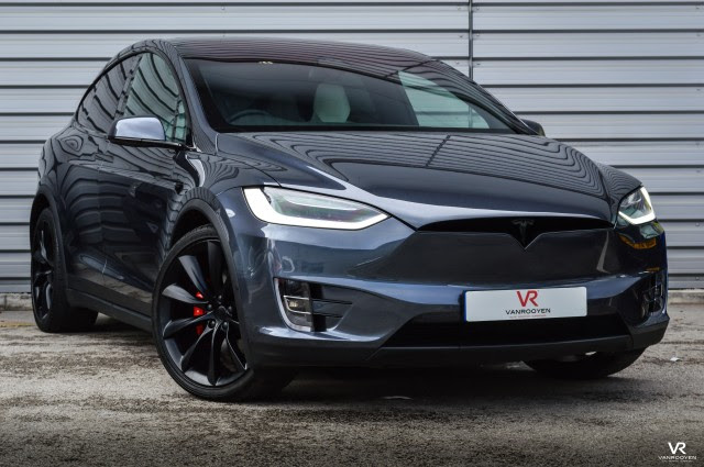 Used Tesla Model X P100d 5dr Automatic For Sale In