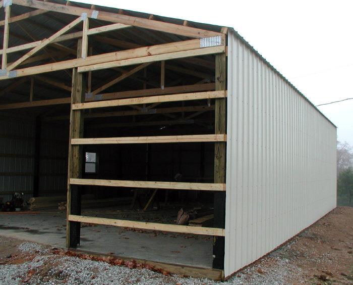 Pole Barn Sliding Door Images Doors Design Modern