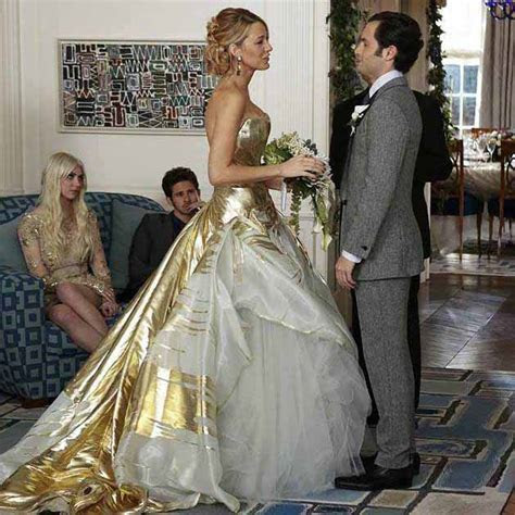 10 of our favourite (modern) TV wedding dresses