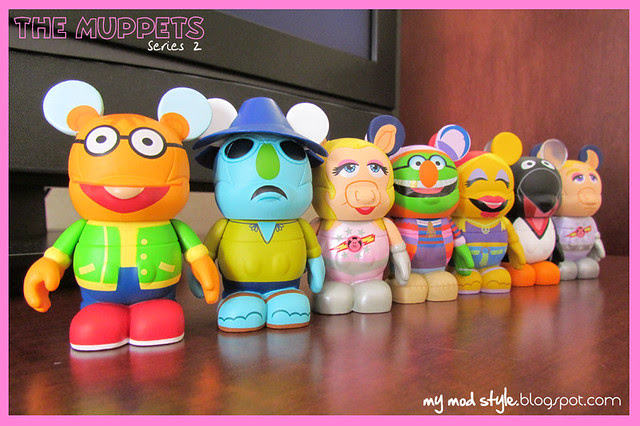 Vinylmations The Muppets Series 2