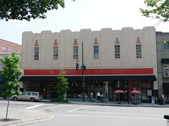 former Woolworth Store, Asheville