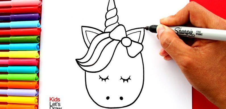 Unicornio Dibujos Kawaii Faciles Wwwgenialfotocom