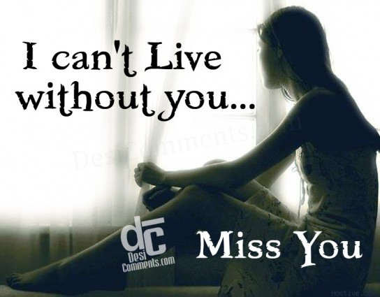 Cant Live Without You Heartbeat