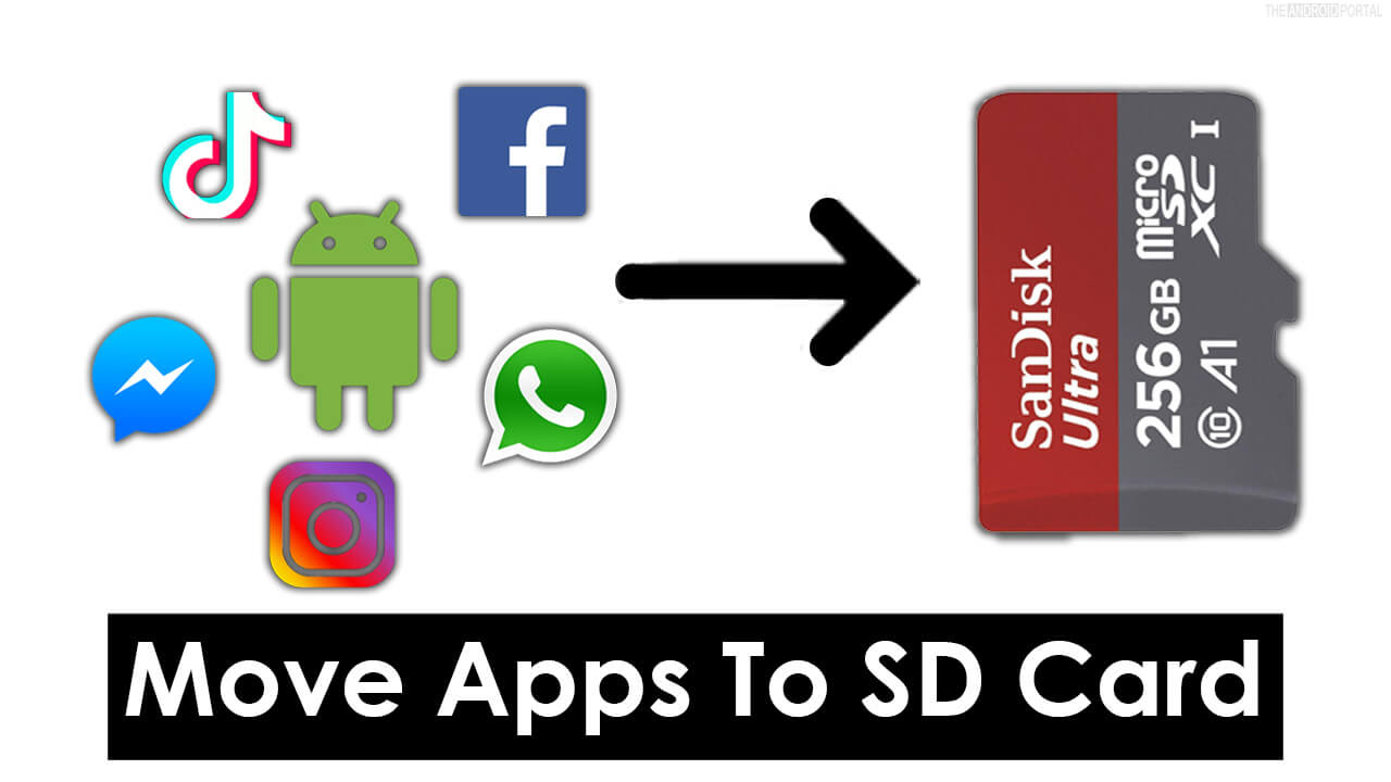 How To Move Apps To SD Card on LG Mobile Phones