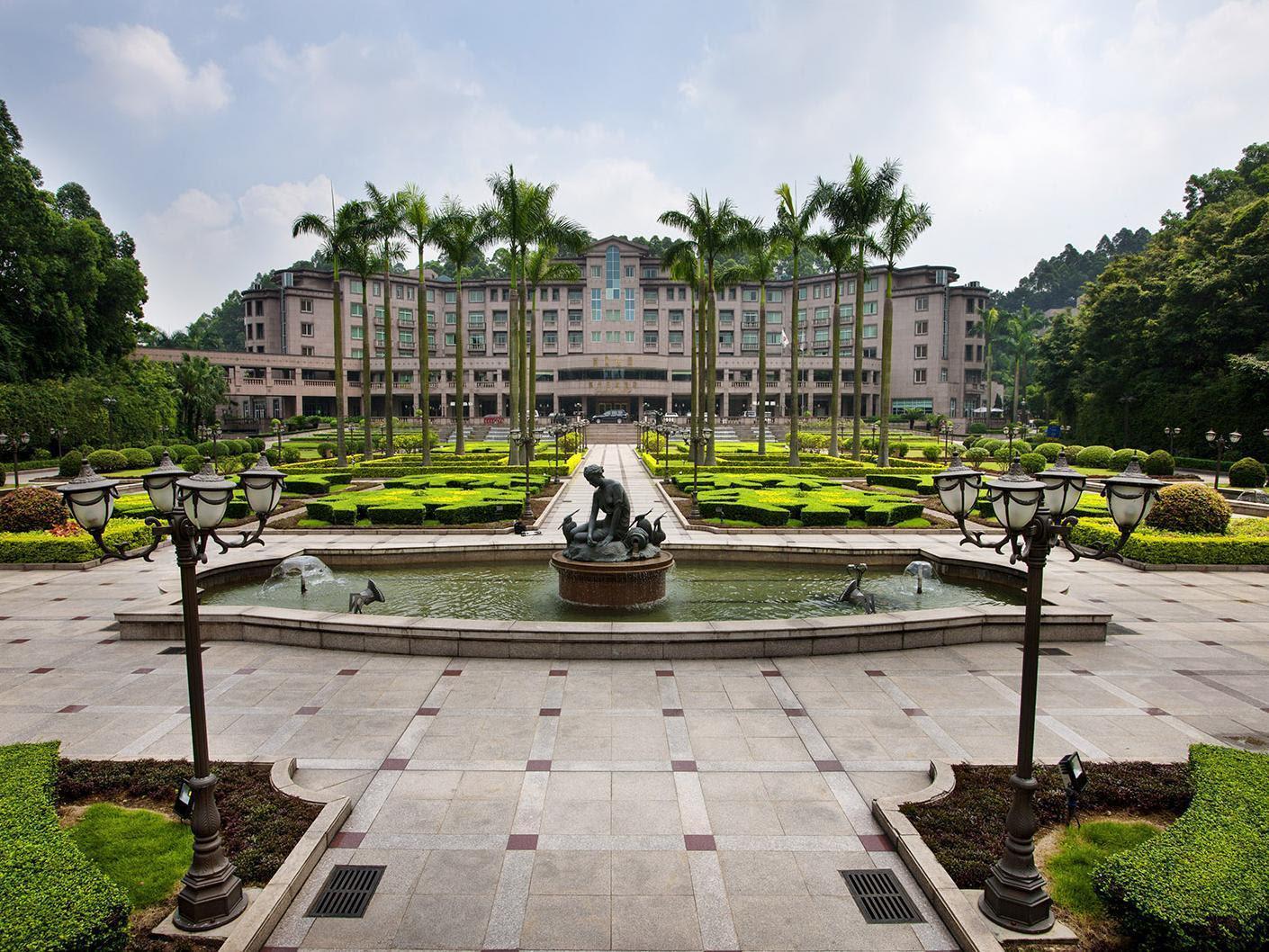 Foshan Fontainebleau Hotel Reviews