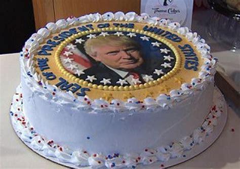 LIBERAL HYPOCRISY: Bakeries Refuse To Make Trump Birthday