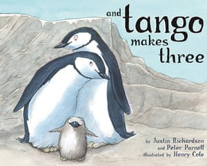 ALA : And Tango Makes Three, by Peter Parnell and Justin Richardson. Reasons: Hom