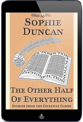 The Other Half of Everything by Sophie Duncan (eBook)