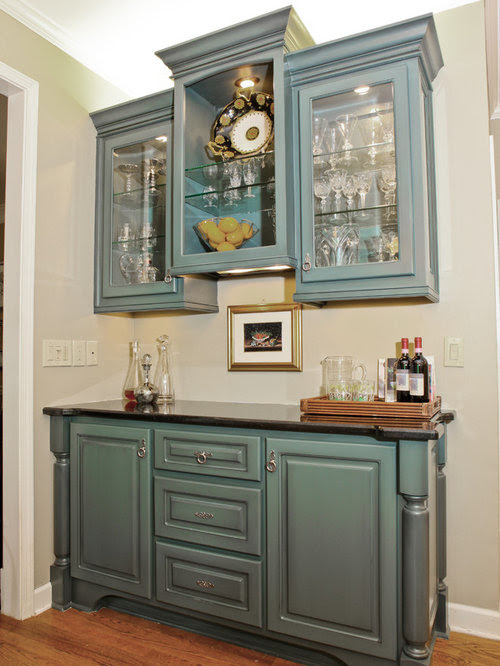 Faux Finish Cabinets Home Design Ideas, Pictures, Remodel ...