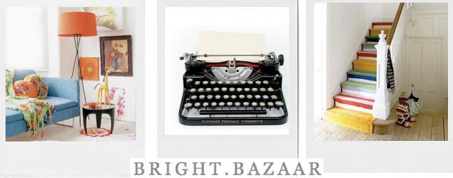 Bright Bazaar Header