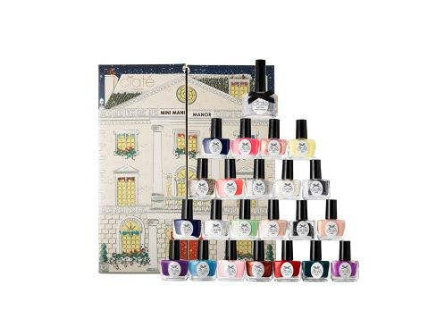 2014 Makeup Gift Guide - Nail Polish Advent Calendar