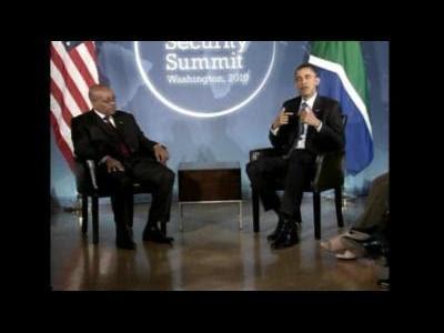 Obama optimistic over nuclear summit