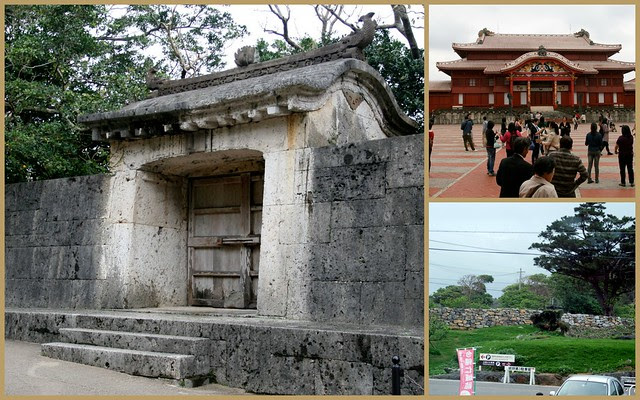 Okinawa Heritage Sites