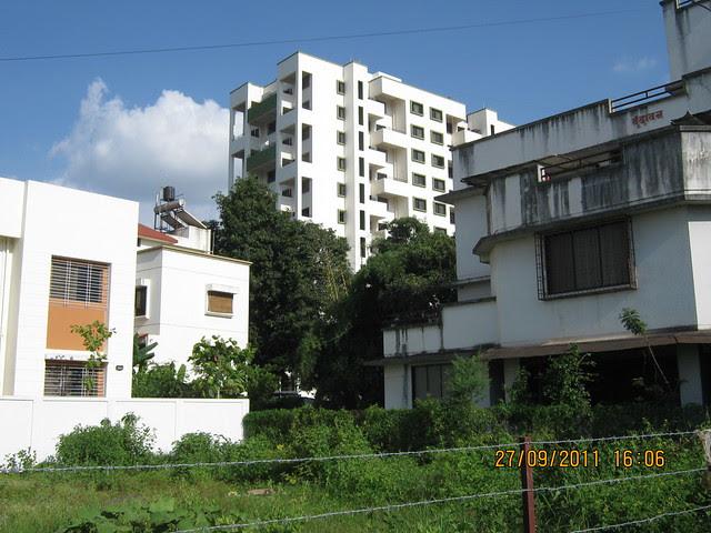 Vidisha Society & Pinnac Anand Residency, KarveNagar, Pune