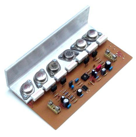 200W-300W-500W-BJT-khuếch đại-power-amp