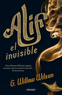 Alif el invisible (Willow Wilson)