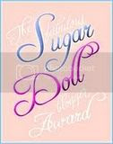 Sugar Doll Blog Award