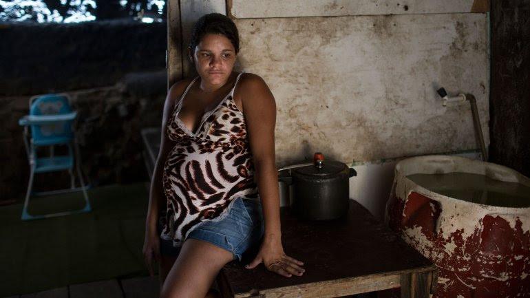 El virus del zika afecta sobre todo al noreste de Brasil, la región más pobre del país