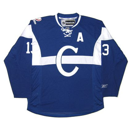 Montreal Canadiens 09-10 09-10TBTC jersey, Montreal Canadiens 09-10 09-10TBTC jersey