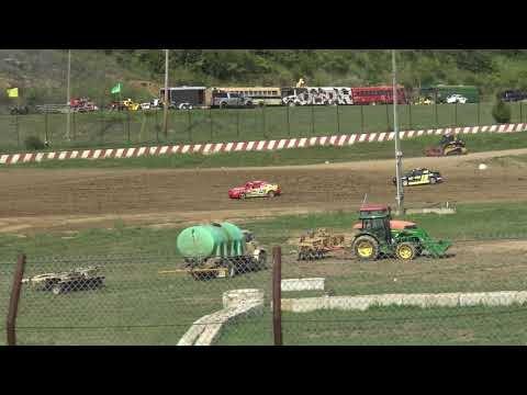 Brushcreek Motorsports Complex | 8/2/20 | Compact Heat 2