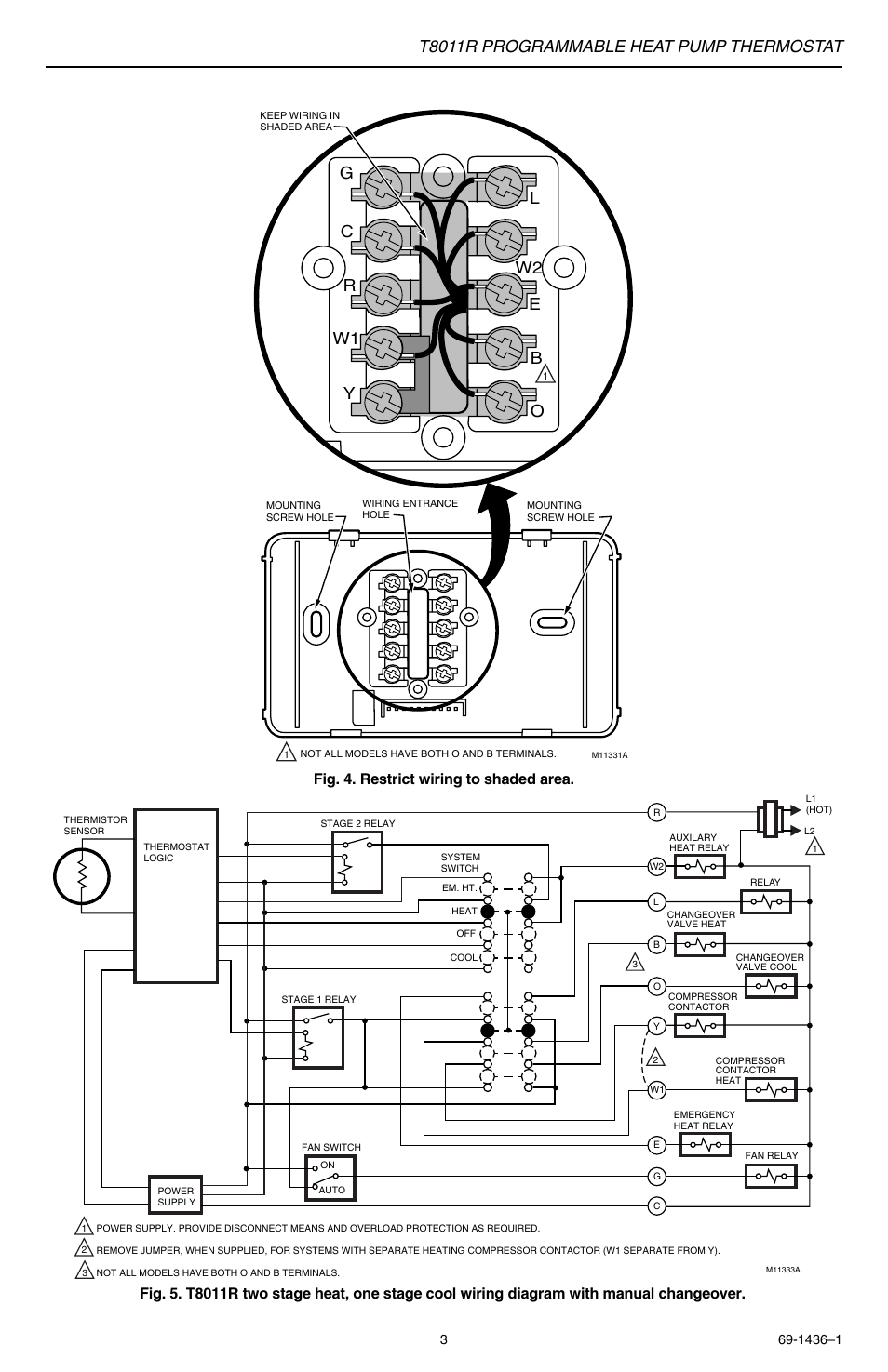 Wiring Diagram For House Thermostat