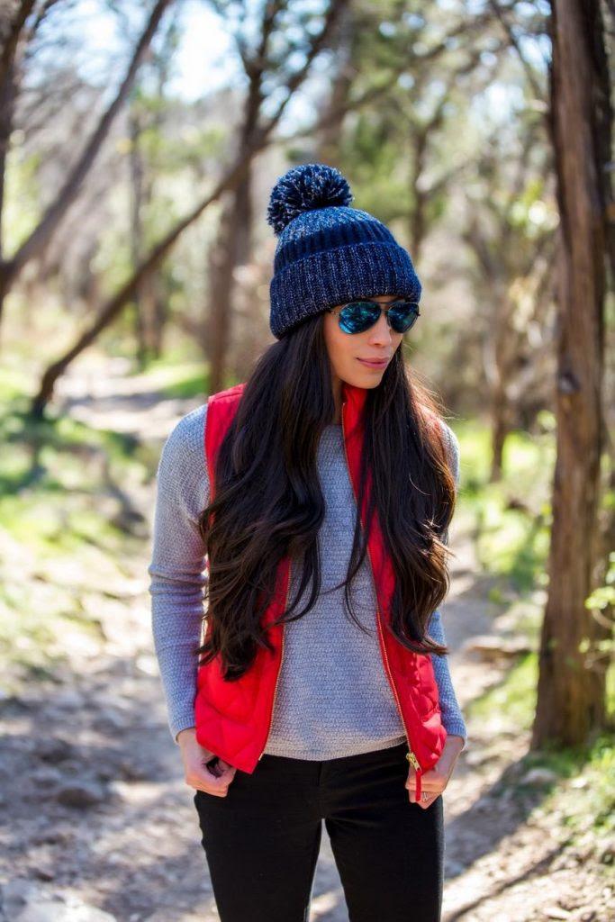 hiking fashion 101  hilliardsbeer