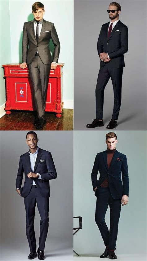 mens cocktail attire dress code outfit inspiration