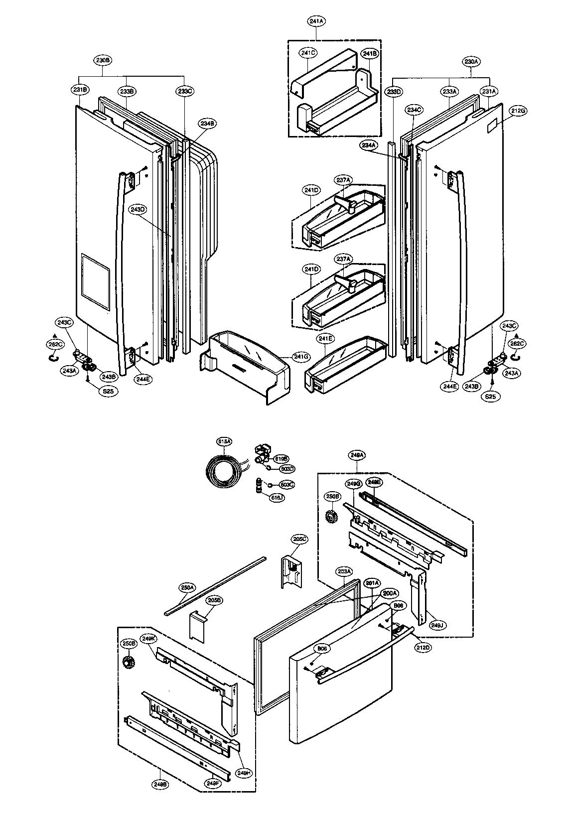 Wiring Diagram  28 Lg Lfx28978st Parts Diagram