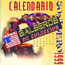 Calendario Sonidero 1999 Sonido La Conga