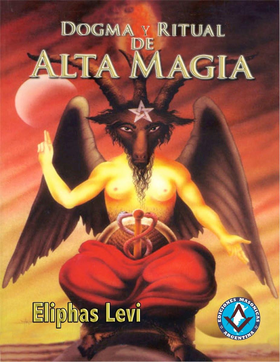 Resultado de imagen para dogma y ritual de la alta magia eliphas levi