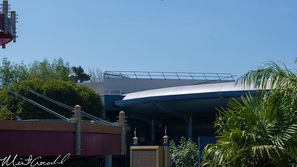 Disneyland Resort, Disneyland, Innoventions, Safety, Rail