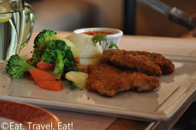 Sesame Grill: Pork Chops