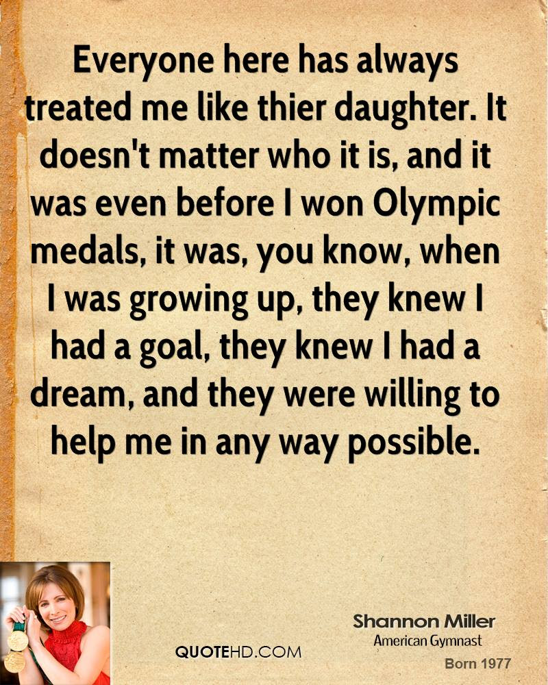Shannon Miller Quotes Quotehd