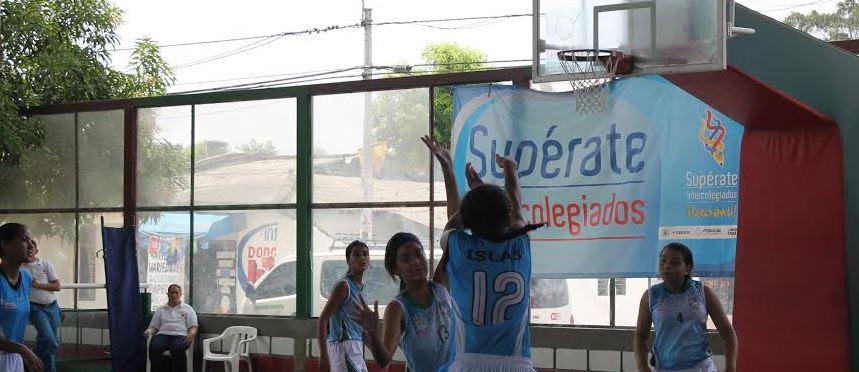 Comenzó la fase regional de los Juegos Supérate Intercolegiados en Cali