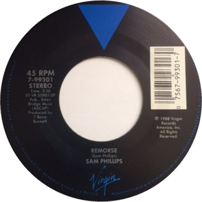 45cat Sam Phillips I Dont Know How To Say Goodbye To You